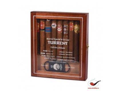 Doutníkový dárkový set A.Turrent Especial Assorted Box/9