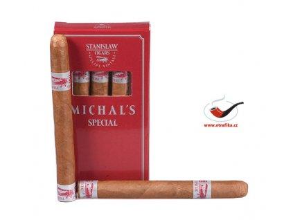 Doutníky Stanislaw Special Vintage Red Michals/5