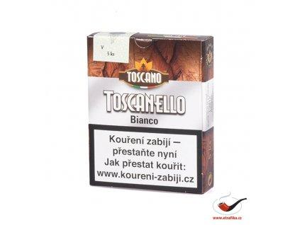 Doutníky Toscanello Bianco/5