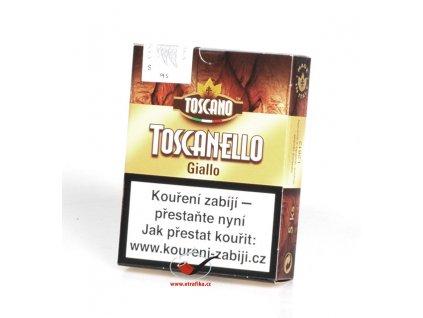Doutníky Toscanello Giallo/5