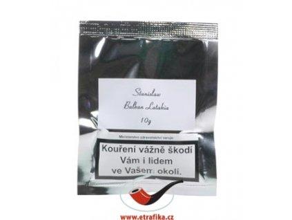 Dýmkový tabák Stanislaw Balkan Latakia/10