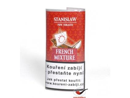 Dýmkový tabák Stanislaw French Mixture/40