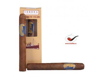 Doutníky Elisabeth Cigars Corona/3