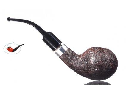 Dýmka Anton Briar Sandblast 007-01
