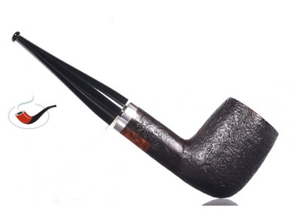 Dýmka Stanwell Relief Black 88