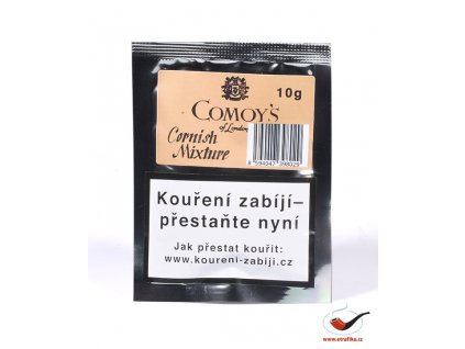 Dýmkový tabák Comoys of London Cornish Mixture/10