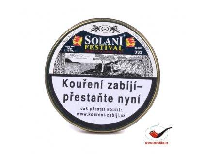 Dýmkový tabák Solani Festival 333/50