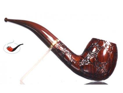 Dýmka Savinelli Alligator Brown 677