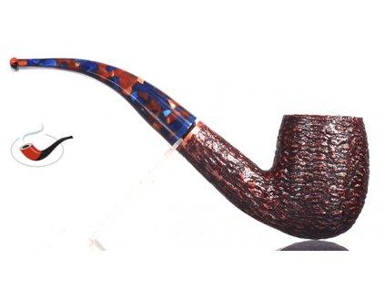 Dýmka Savinelli Fantasia Rustik Dark Brown 606