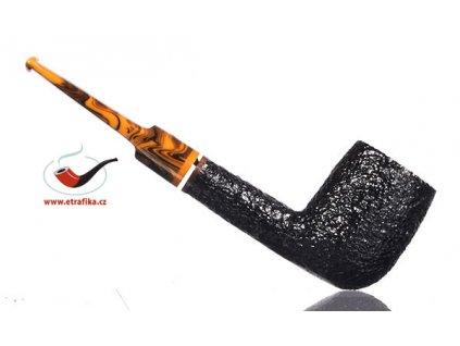 Dýmka Savinelli Tigre Rusticated Black 114
