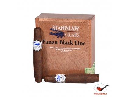 Doutníky Stanislaw Black Line Panzu/10