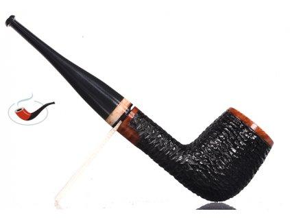 Dýmka Jirsa Rustic black Varia 08
