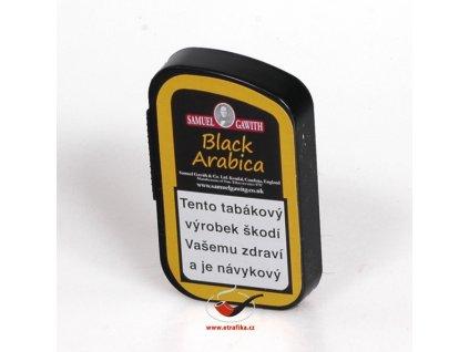 Šňupací tabák Samuel Gawith Black Arabica/10