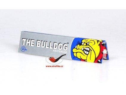Cigaretové papírky The Bulldog King Size Slim