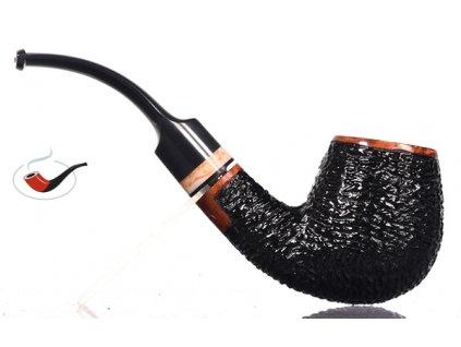 Dýmka Jirsa Rustic black Varia 24