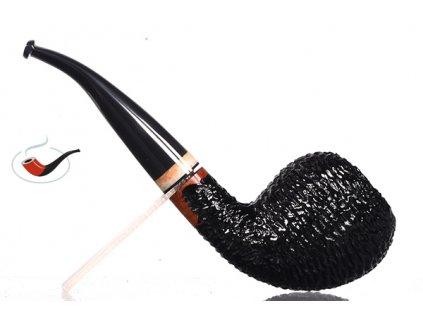 Dýmka Jirsa Rustic black Varia 26