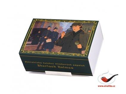 Dýmkové zápalky Solo Sherlock Holmes Limitovaná edice Set 04