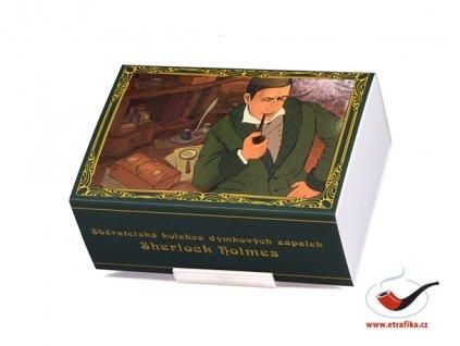 Dýmkové zápalky Solo Sherlock Holmes Limitovaná edice Set 05
