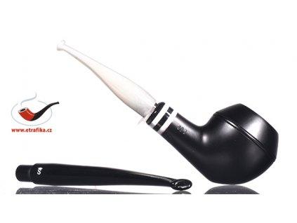Dýmka Stanwell Black and White Mat 401