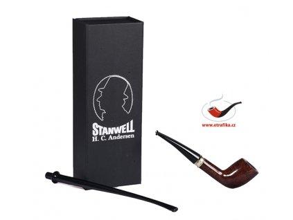 Dýmka Stanwell HC Andersen Brown 9