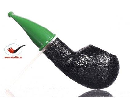 Dýmka Savinelli Mini Rustic Color Green 321