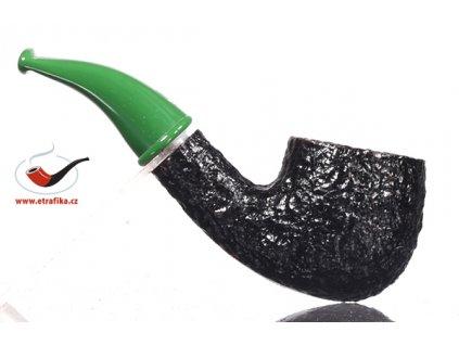 Dýmka Savinelli Mini Rustic Color Green 601