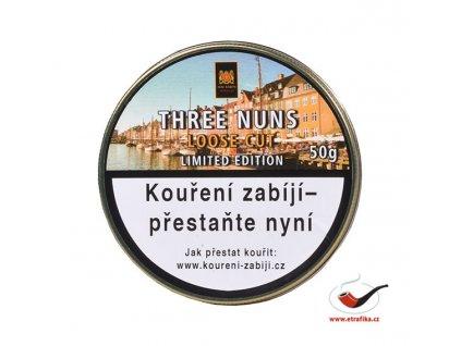 Dýmkový tabák Mac Baren Three Nuns Loose Cut/50