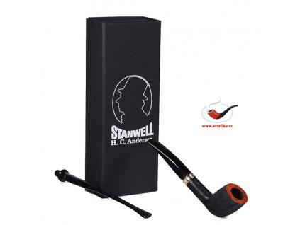 Dýmka Stanwell HC Andersen Brushed 1