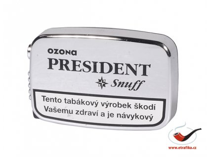 Šňupací tabák Ozona President/7