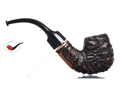 Dýmka Peterson Aran Rusticated X220