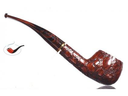 Dýmka Savinelli Alligator Brown 315