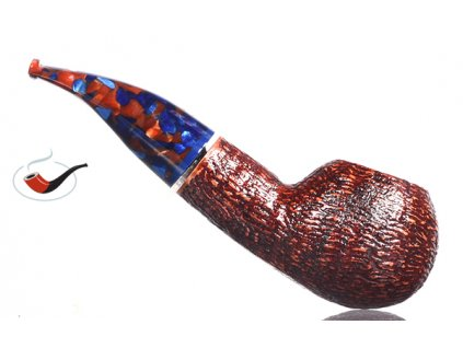 Dýmka Savinelli Fantasia Rustik Dark Brown 320