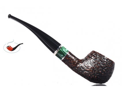 Dýmka Savinelli Impero Rustik Dark Brown 315