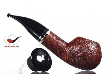 Dýmka Savinelli Monsieur Brown Sandblast 320