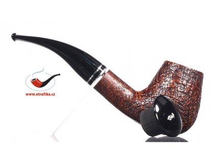 Dýmka Savinelli Monsieur Brown Sandblast 628