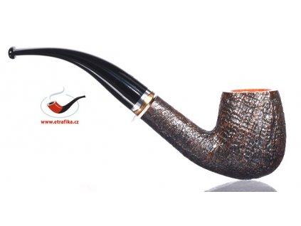 Dýmka Savinelli Onda Sandblasted 602