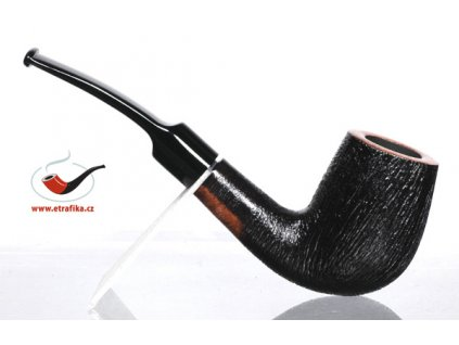 Dýmka Stanwell Brushed Black Rustic 303