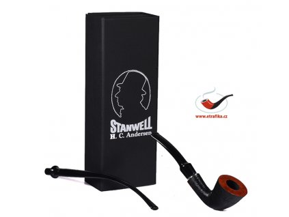 Dýmka Stanwell HC Andersen Brushed 6