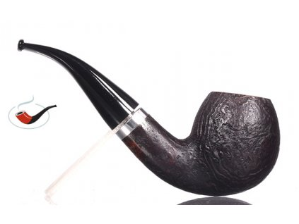Dýmka Stanwell Relief Black 185
