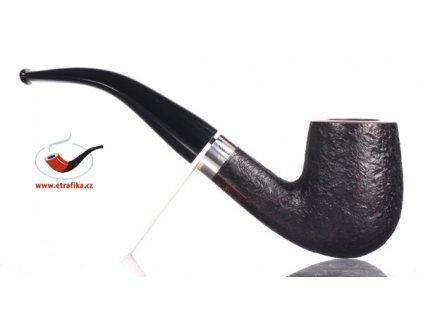 Dýmka Stanwell Sterling Black Sandblack 246