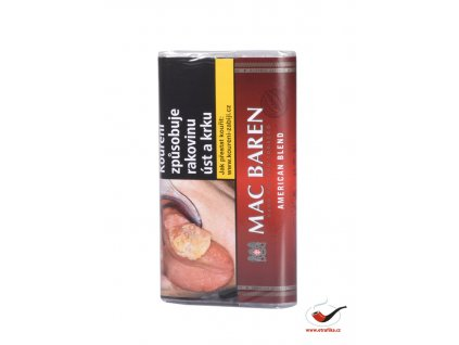 Cigaretový tabák Mac Baren American Blend/30