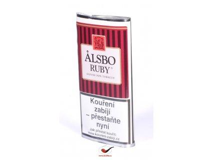 Dýmkový tabák Alsbo Ruby/40