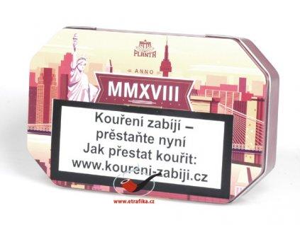 Dýmkový tabák Anno MMXVIII/100