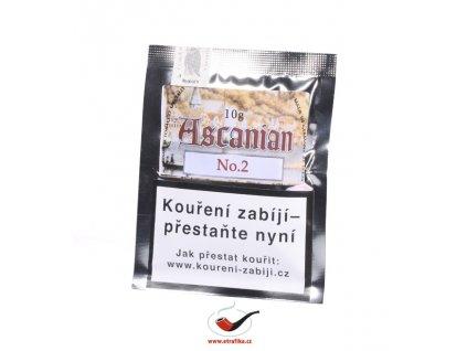 Dýmkový tabák Ascanian No. 2 Castle Blend/10