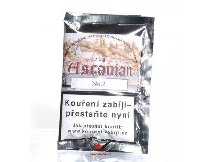 Dýmkový tabák Ascanian No. 2 Castle Blend/50