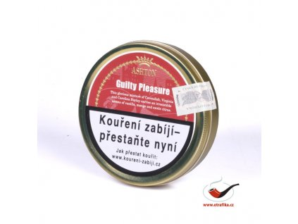 Dýmkový tabák Ashton Guilty Pleasure/50