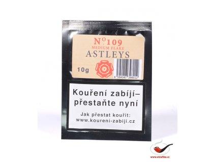 Dýmkový tabák Astleys No.109 Medium Flake/10