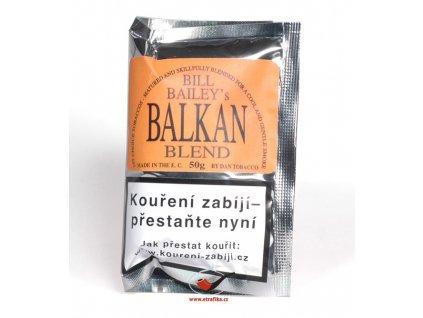 Dýmkový tabák Bill Baileys Balkan Blend/50
