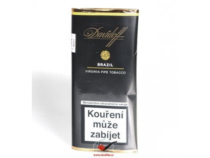 Dýmkový tabák Davidoff Brazil/50