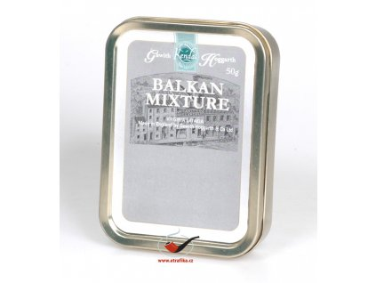 Dýmkový tabák Gawith Hoggarth Balkan Mixture/50